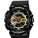 #10: Showk Black Coloured Sports Watch For Men
