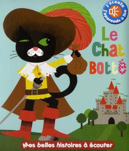 Sticker enfant Chat Botté Chat Botté