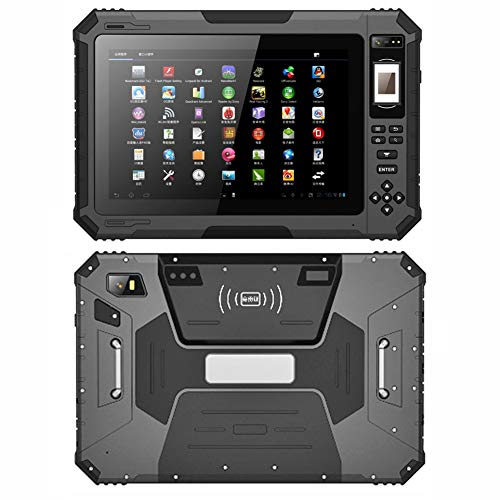 rugged tablet HiDON Factory 10 pollici quad-core o 10-core Deca-core Android Rugged Tablet PC Computer con opzioni di scanner di codici a barre / NFC / Fingerprint / RFID