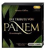 Die Tribute von Panem 1-3 Gesamtausgabe (6 mp3CD): Band 1-3, ungekürzte Lesungen, ca. 1746 Min.