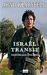 Israël transit  par Klarsfeld