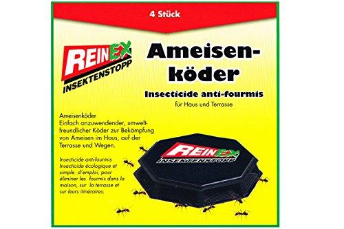 Ameisenköder, 4 Stk.