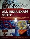 #6: A guide for preparation of: All India Exam 2015-2016 Vol-II