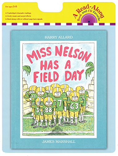 miss-nelson-has-a-field-day-book-and-cd-read-along-book-and-cd-favorite