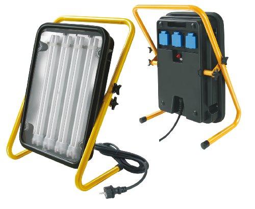 Brennenstuhl Power Jet-Light IP54 Strahler Baustelleneinsatz und Outdoor, 1172620
