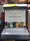 Calendario perpetuo da tavolo Segreti per il successo N. 4