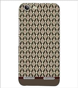 PrintDhaba Pattern D-1638 Back Case Cover for LENOVO LEMON 3 (Multi-Coloured)
