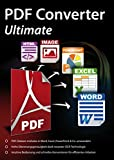 PDF Converter Ultimate - PDFs umwandeln und bearbeiten in Word, Excel, PowerPoint & Co. f�r Windows 10 / 8.1/ 8 / 7 Bild