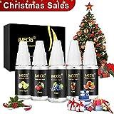 Best E Cigarette Liquids - IMECIG® 5 Pack Multi Juicy Fruits E Liquid Review