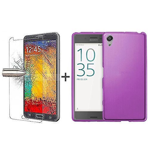 tbocr-pack-purple-tpu-silicone-gel-case-tempered-glass-screen-protector-for-sony-xperia-xa-f3111-f31
