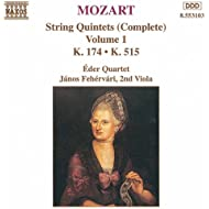Mozart: String Quintets, K. 174 And K. 515