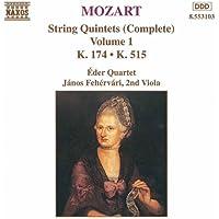 Mozart: String Quintets, K. 174 And K. 515