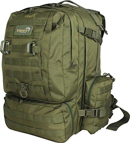 Viper Tactical Mission Pack Rucksack grün - grün