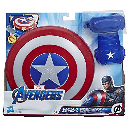 Avengers Hasbro B9944EU8 Magnetischer Schutzschild und Handschuh