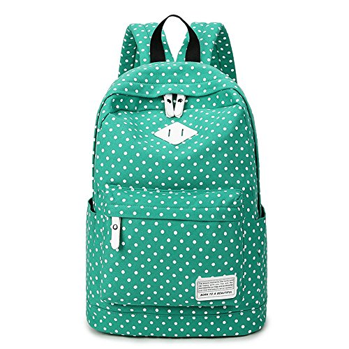 Anne - Borsa a Zainetto donna Green