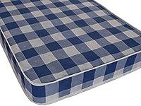 3ft Budget Spring Mattress 90x190cm. Basic kids bunk bed, cabin bed mattress entry level bargain