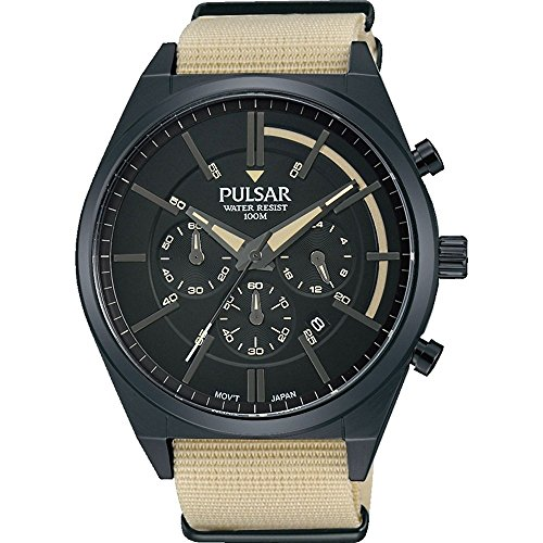 pulsar-gents-chronograph-strap-watch