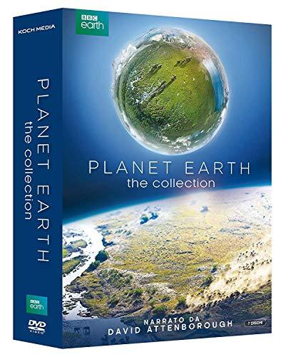 Planet Earth 1+2