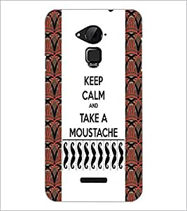 PrintDhaba Quote D-3477 Back Case Cover for COOLPAD NOTE 3 LITE (Multi-Coloured)