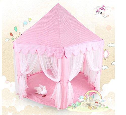 Togather® Esagonale Principessa Castello Bambola Gioco Casa e Castello Indoor e Outdoor...