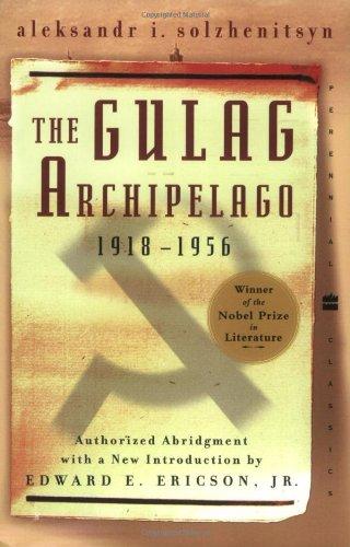 The Gulag Archipelago: 1918-1956
