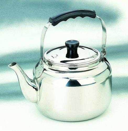 IBILI 610202 - Cafetera Pava INOX 18/10 2,75 LTS