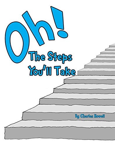Oh! The Steps You'll Take (English Edition)