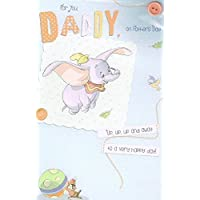 Dumbo for you daddy on father's day card