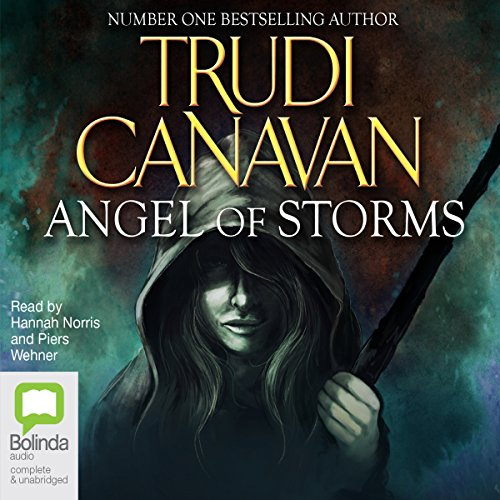 Angel of Storms: Millennium's Rule Trilogy, Book 2