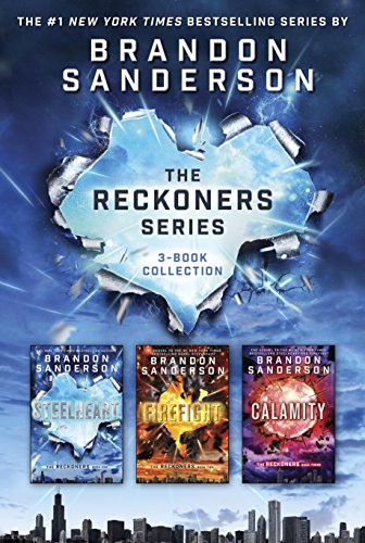 The Reckoners Series (English Edition) eBook: Brandon Sanderson ...