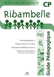 Méthode de lecture CP Ribambelle (série verte) : Guide pédagogique