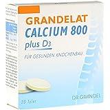 Dr Grandel - Calcium 800 + Vitamine D3 Blister 32 cps
