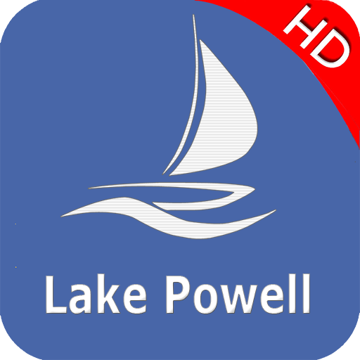 Lake Powell Offline GPS Charts