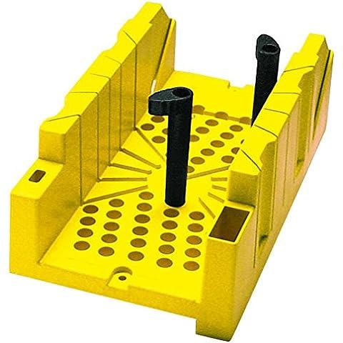 Stanley 1-20-112 - Ingletadora de plástico con sistema de bloqueo
