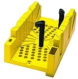 Stanley Gehrungslade (aus Kunststoff, Haltenocken-System, integrierter Sägestopp, 90°/45°/22,5° Winkel) 1-20-112
