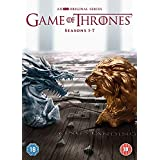 Game Of Thrones 1-7 DVD