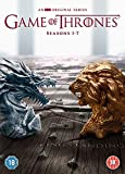 Game Of Thrones Season 1-7 [Edizione: Regno Unito] [Reino Unido] [DVD]