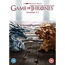 Game Of Thrones 1-7 DVD [2017]