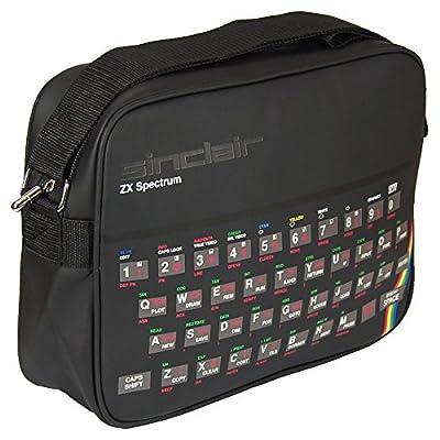 Sac spectre. Sinclair ZX Spectrum 48K Sac de sport. rétro 80s