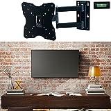 ProBache - SUPPORT TV MURAL PIVOTANT ET INCLINABLE CAPACITÉ 25 KG ECRAN LCD, LED, PLASMA