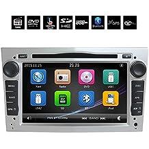 GPS DVD USB SD Bluetooth Radio 2Din navegador Opel Vectra/Opel Corsa y Opel Zafira/Opel Astra/Opel Antara/Opel Vivaro/Opel Meriva/Opel Tigra/Opel/Opel Combo