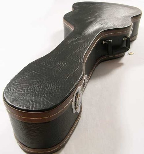 Custodia rigida per chitarra acustica, classiche, basso elettrico Guitars. & con serratura, colo