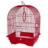 #6: Torri Economic Plastic Cage for Small Birds (TI-025)