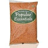 Popular Essentials Premium Masoor Dal, 500g