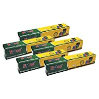 Ezee Bio-degradable Extra Large Garbage Bags/Trash Bags/Dustbin Bags (30 X 37 Inches) Pack of 5 (50 Pieces) 10 Pcs Each Pack