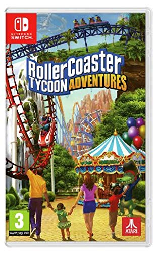 Price comparison product image RollerCoaster Tycoon Adventure Nintendo Switch Game