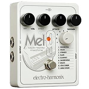 Electro Harmonix 665241effetto di chitarra elettrica con Sintetizzatore Filtro mel9, Tape Replay Mach.