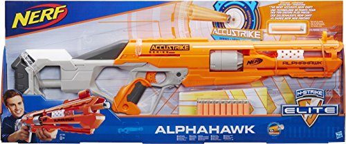 Nerf N-Strike Elite AccuStrike Series AlphaHawk...