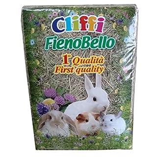 cliffi fienobello hay completely natural, rich fibre 1kg Cliffi fienobello Hay Completely Natural, Rich Fibre 1kg 51rbSr4yI L