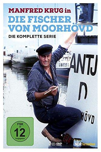 Die Fischer von Moorhövd - Komplette Serie (2DVD)